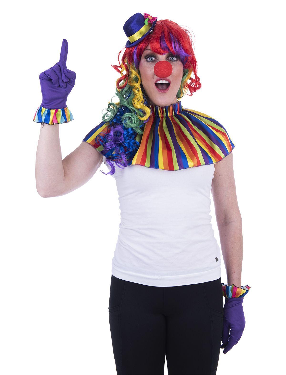 Clown Set 5-tlg.