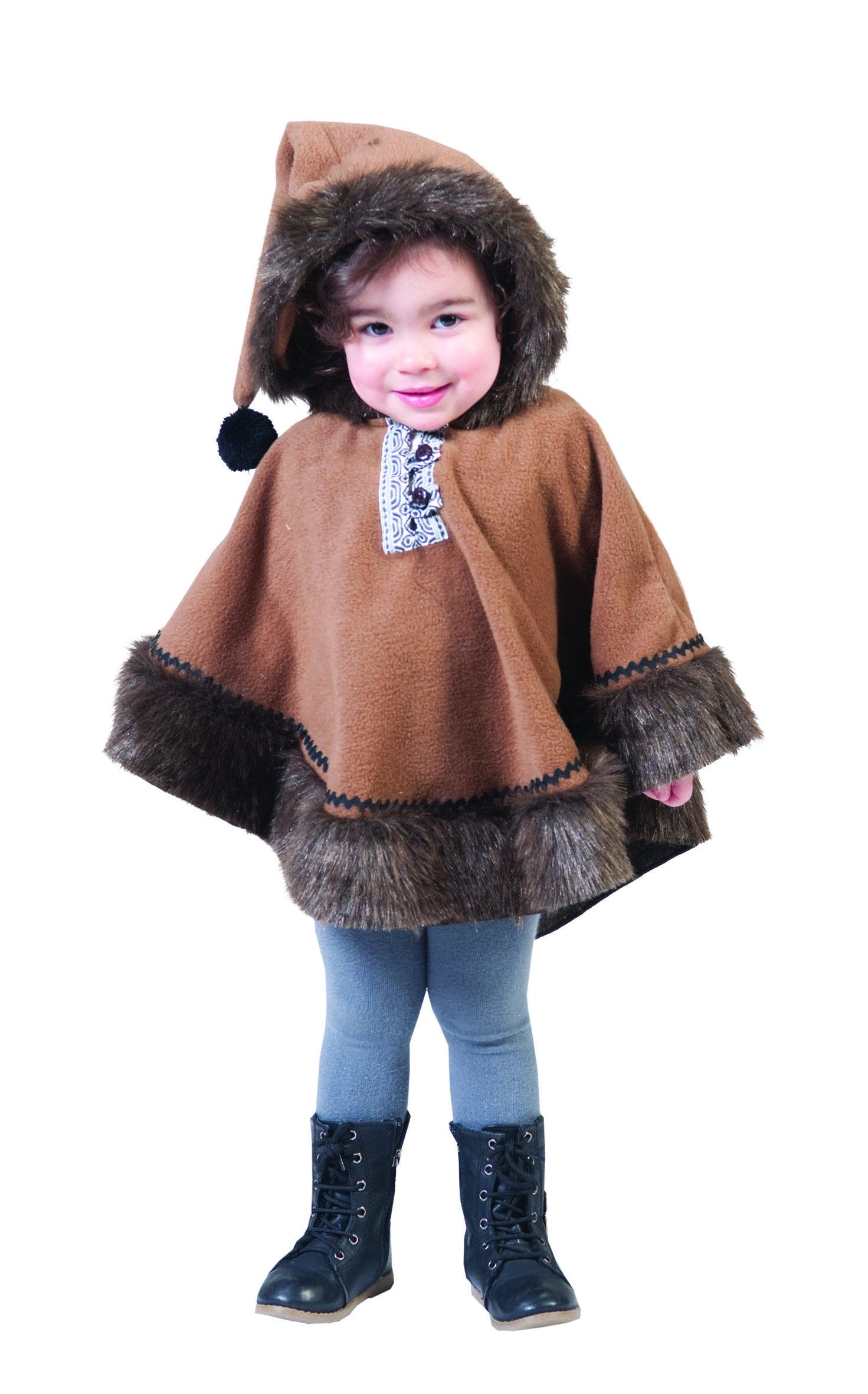 Baby Eskimo Cape Sika