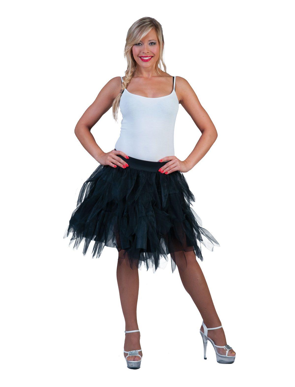 Fancy Petticoat schwarz