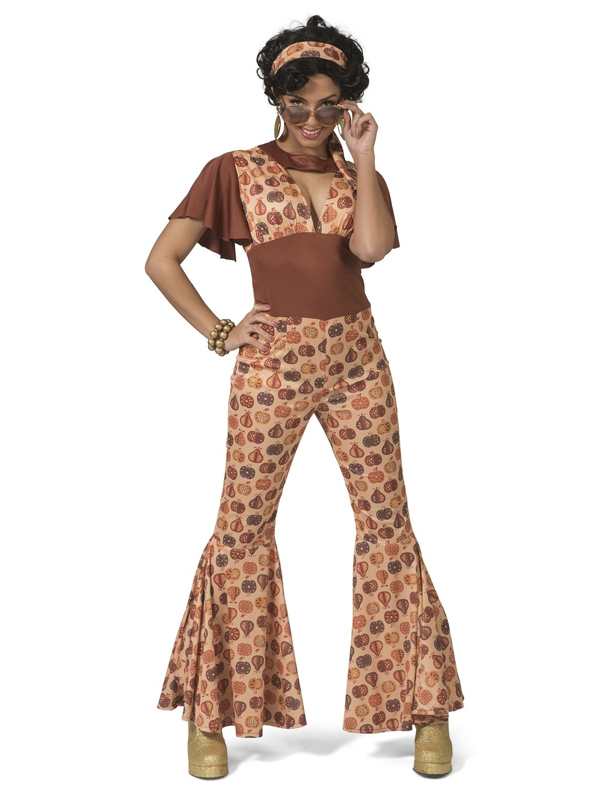 Fruity 70's Overall