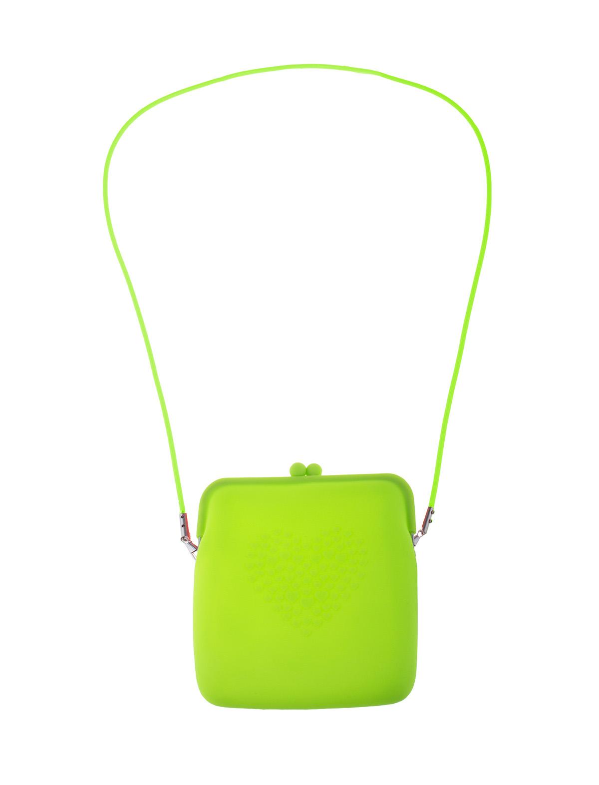 Tasche Neon neongrün