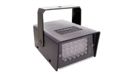 LED Strobe Disco
