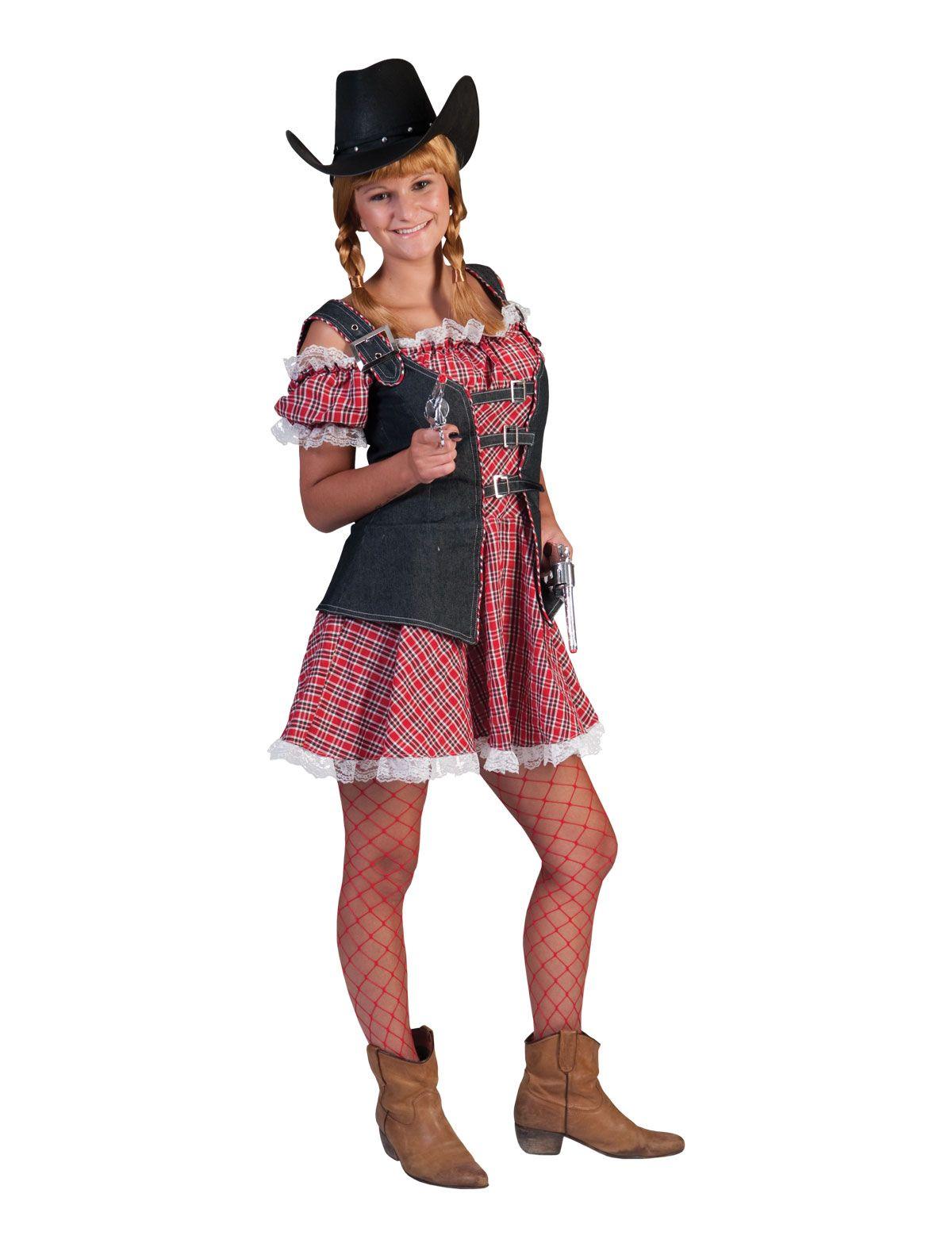 Cowgirl Denim Ranger kurz