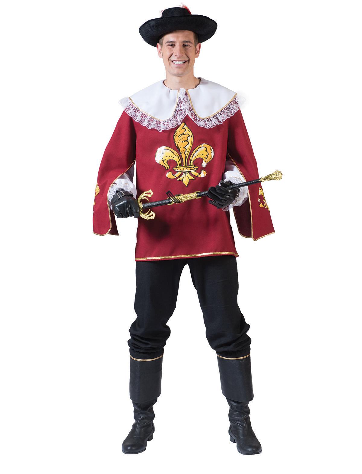 Musketier Armand