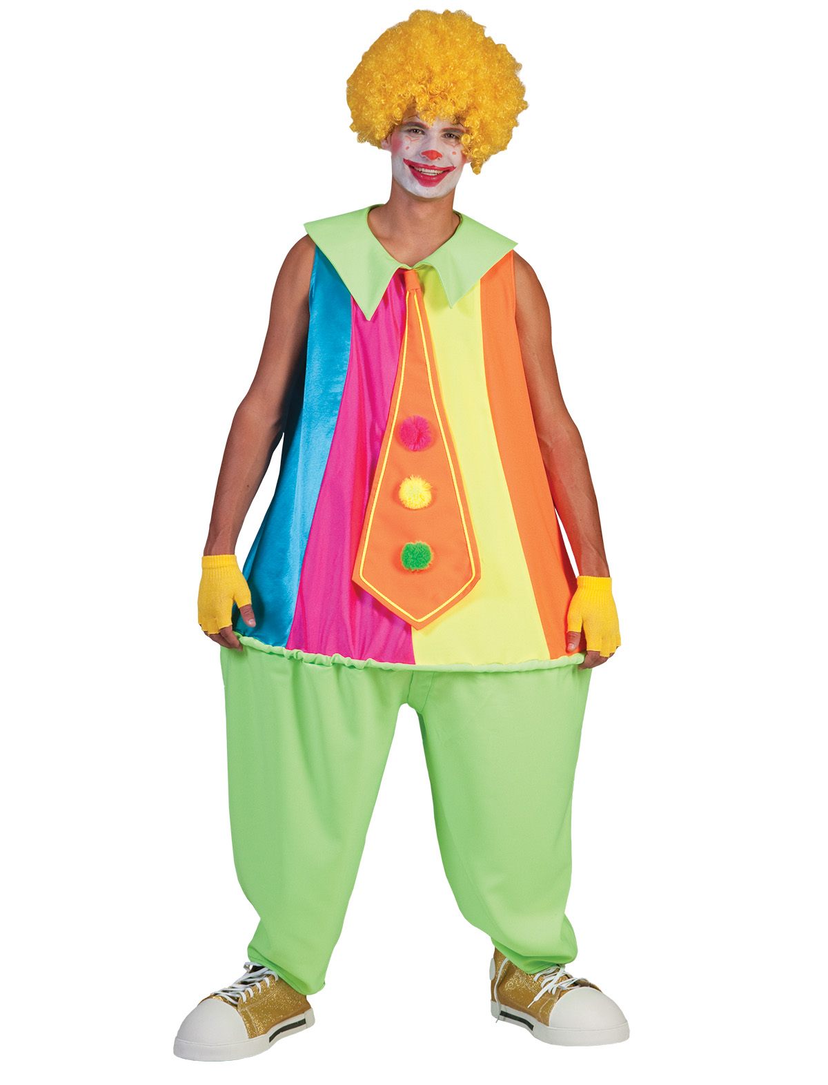 Clown Herr Happy Volume