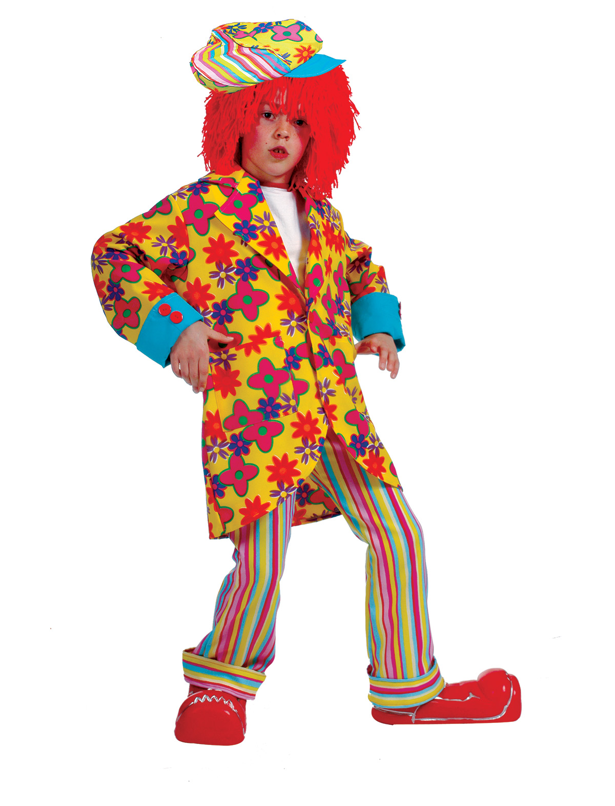 Clown Töffi Kind