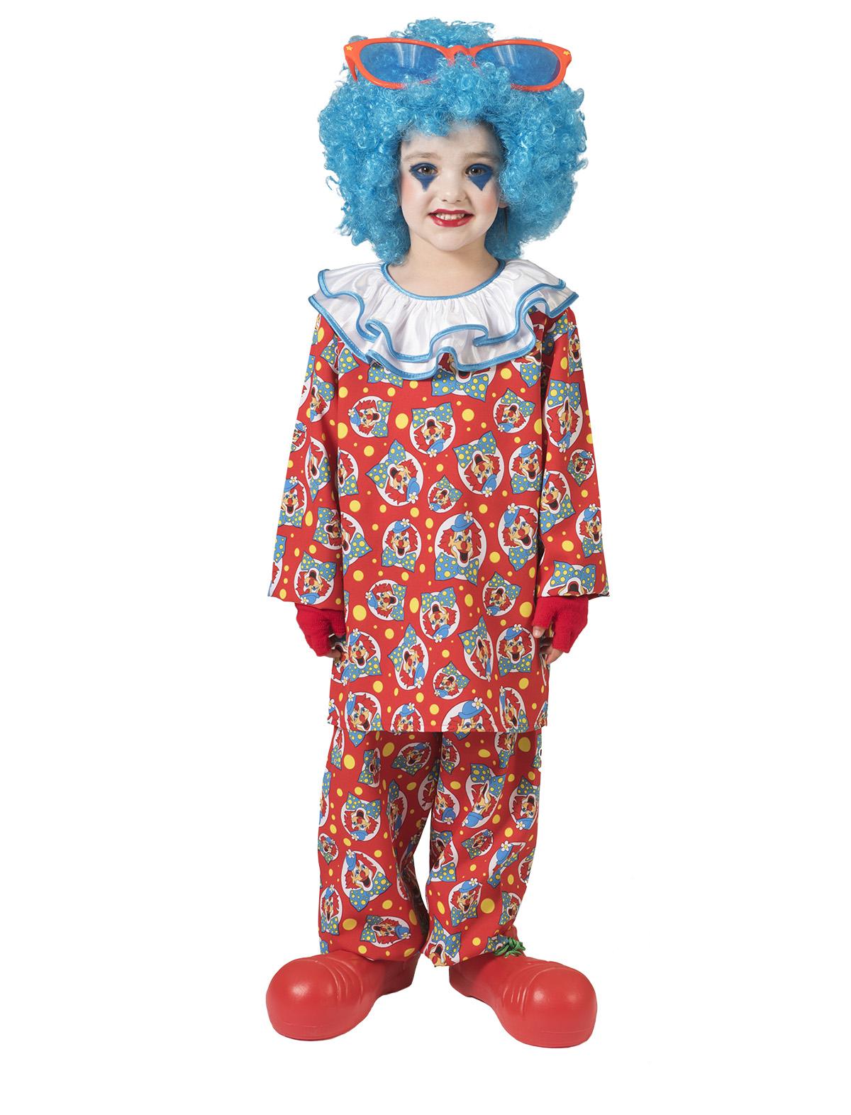 Clown Pierro Kind