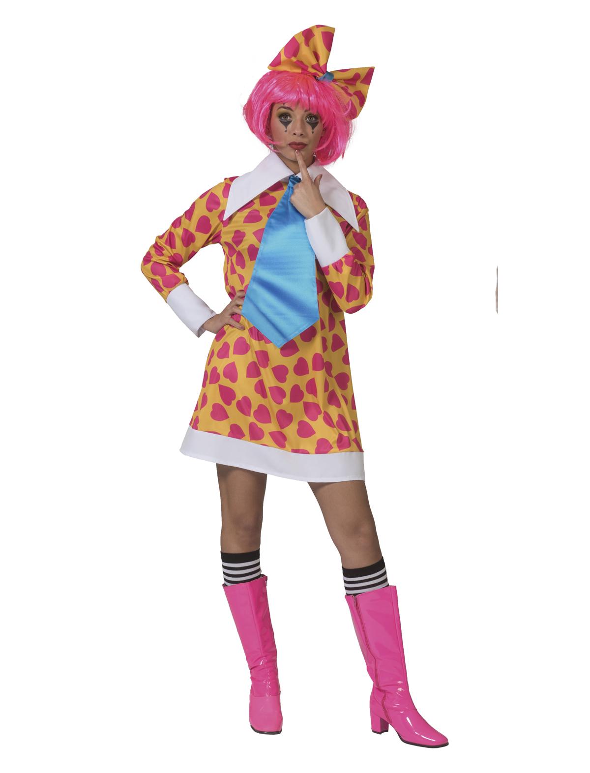 Kleid Clown Ciolina