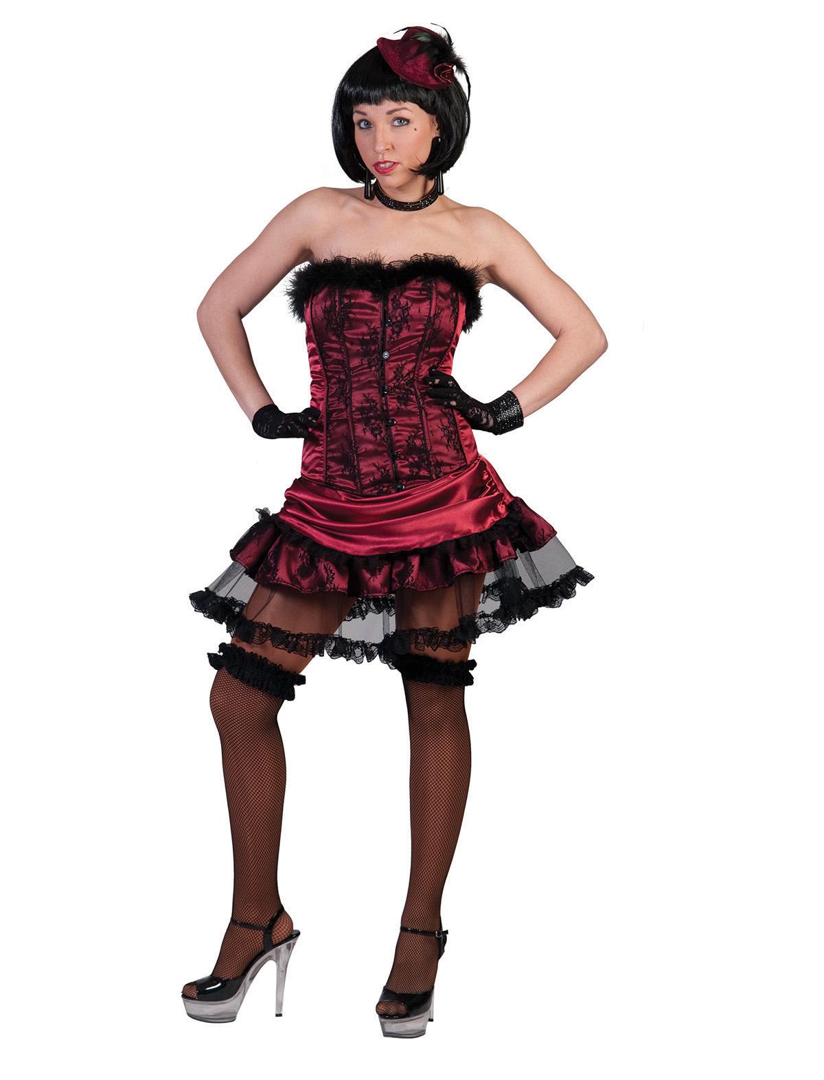 Burlesque Tänzerin Scarlett