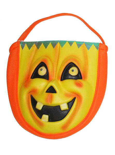 Tasche Halloween Kürbis