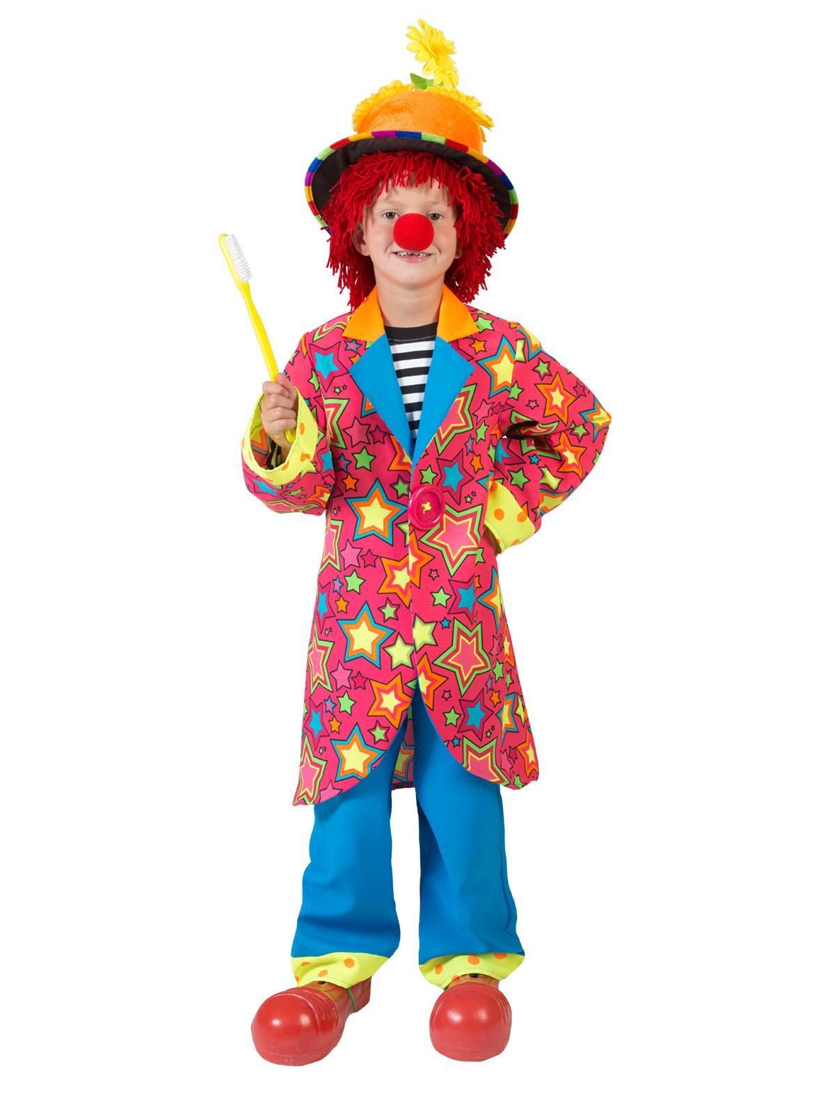 Clown Augustino Kind