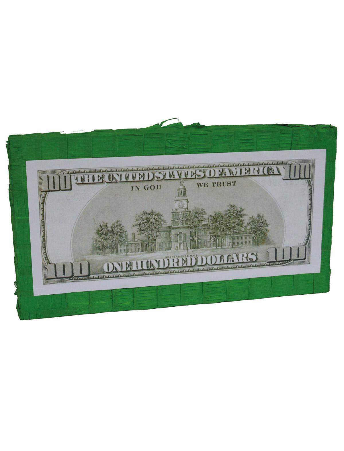 Pinata 100 Dollar