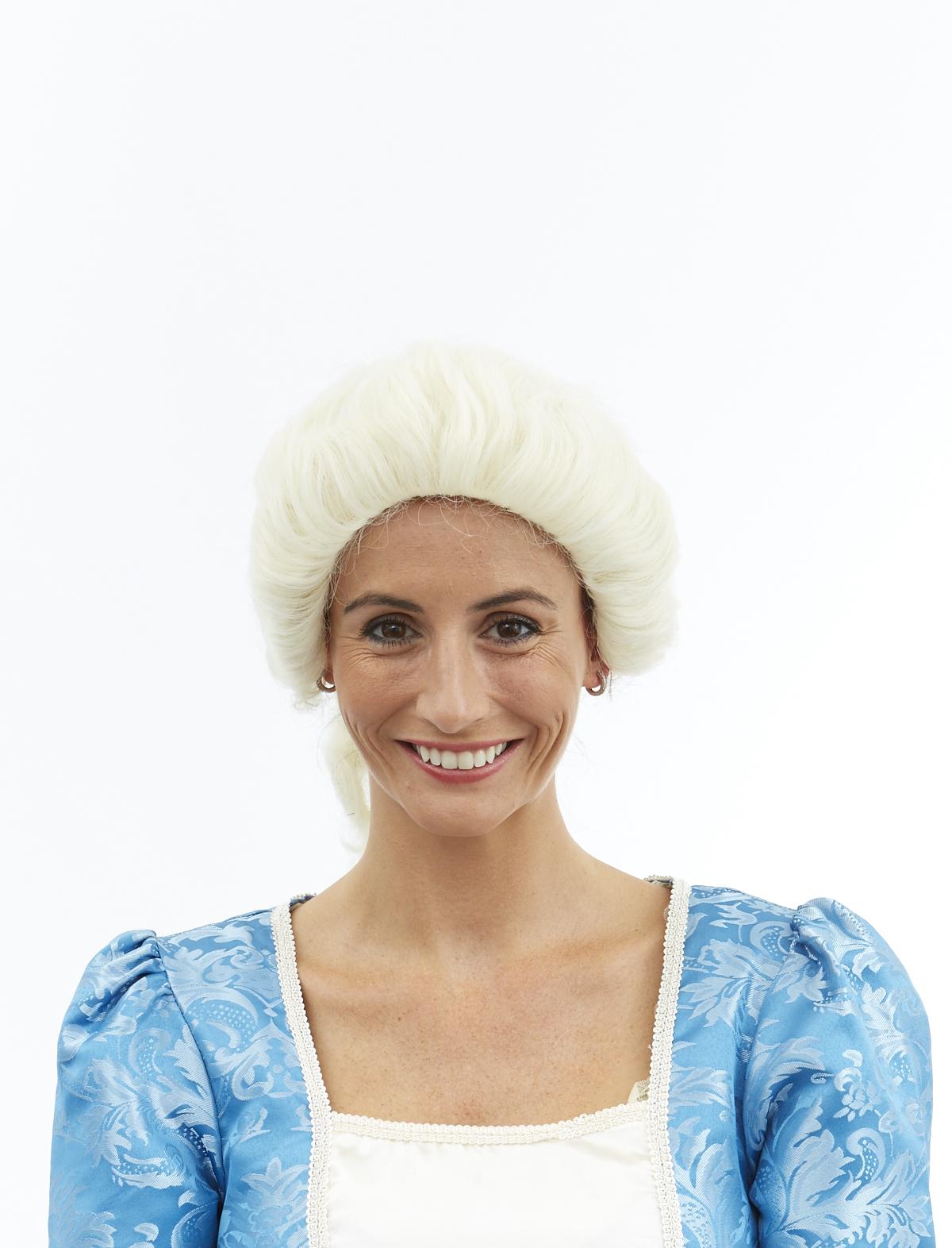 Perücke Antoinette Pferdeschwanz