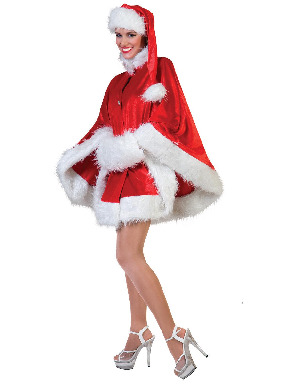 Weihnachtscape Nicola