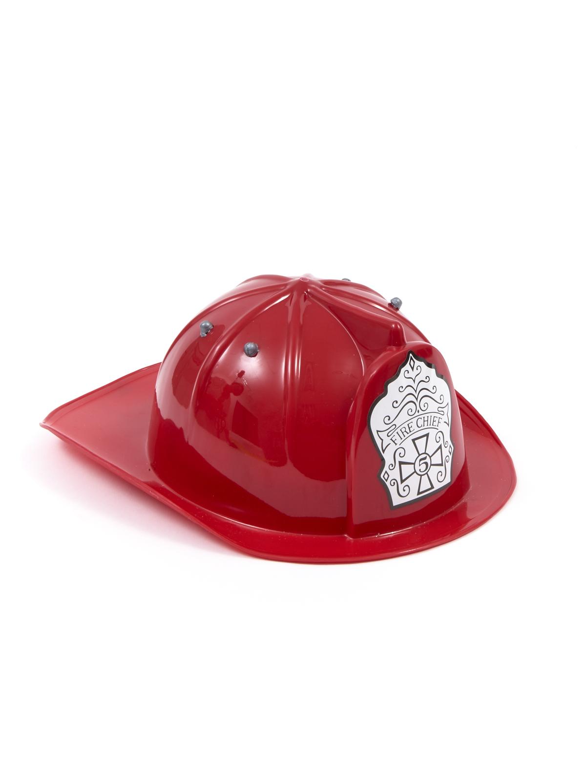 Feuerwehrhelm rot