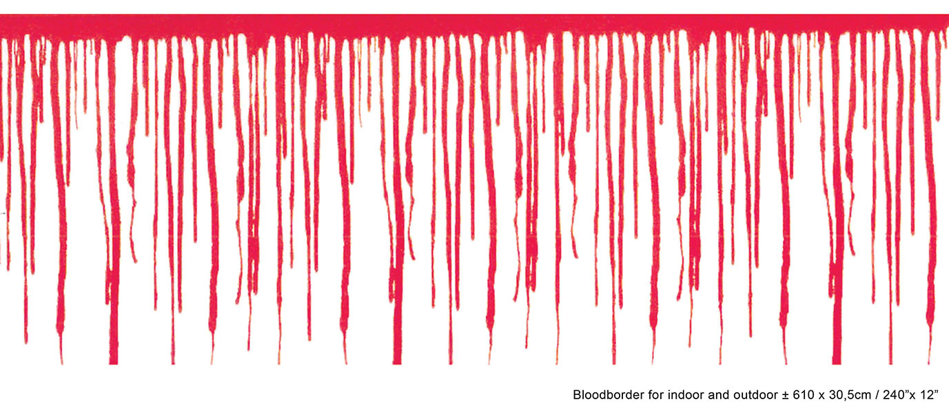 Blut Banner In-u. Outdoor