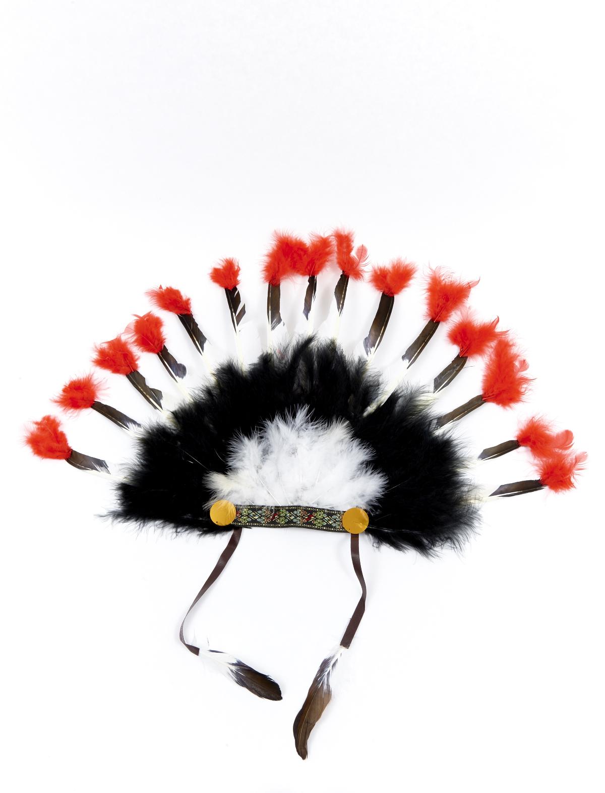 Indianer Kopfschmuck Iowa