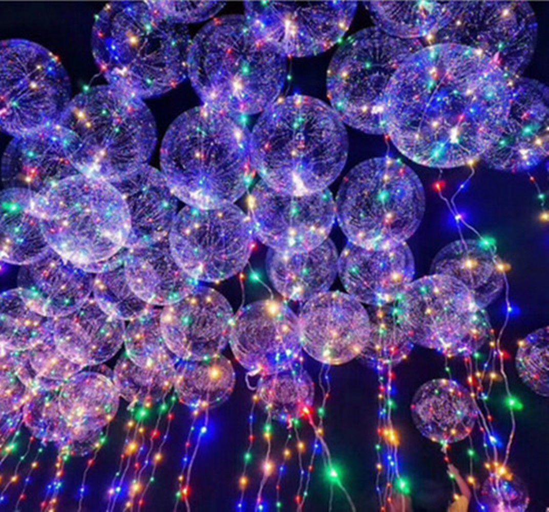 LED Leuchtdraht für Ballon 3m