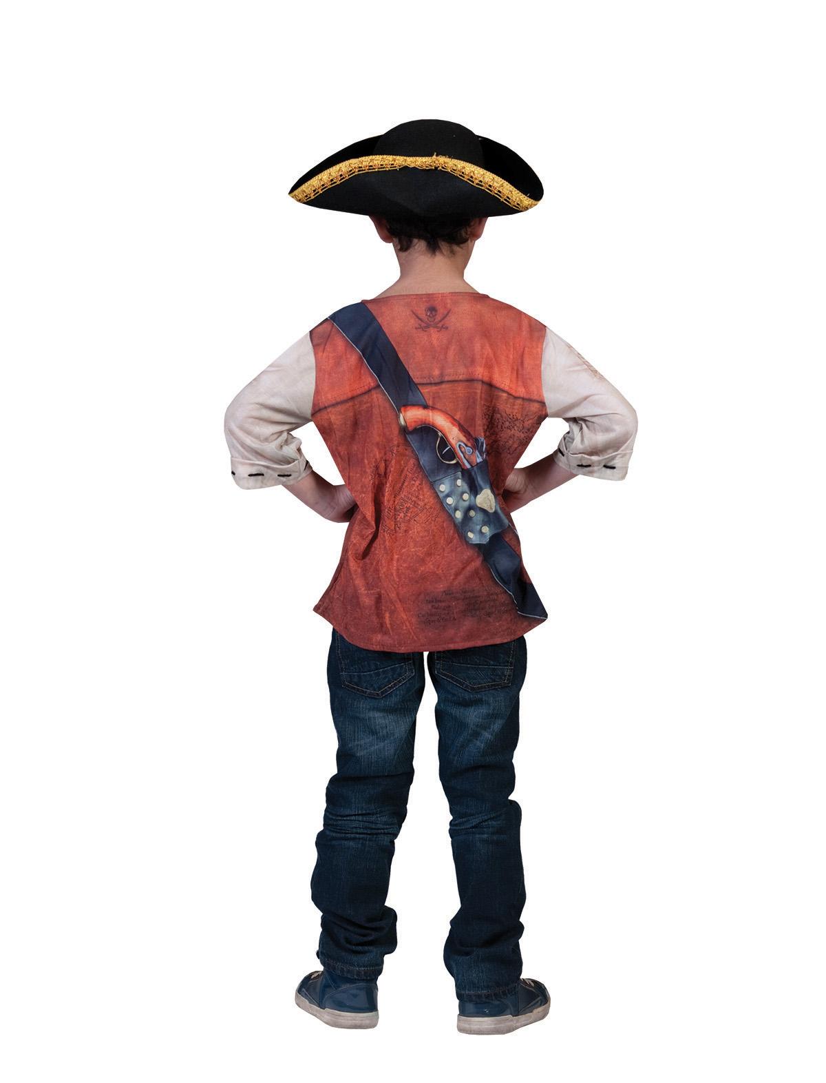 3D-Shirt Pirat Kind