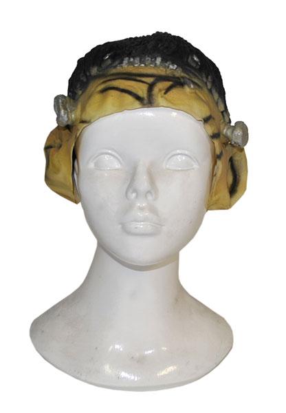 Kopfbedeckung Frankenstein