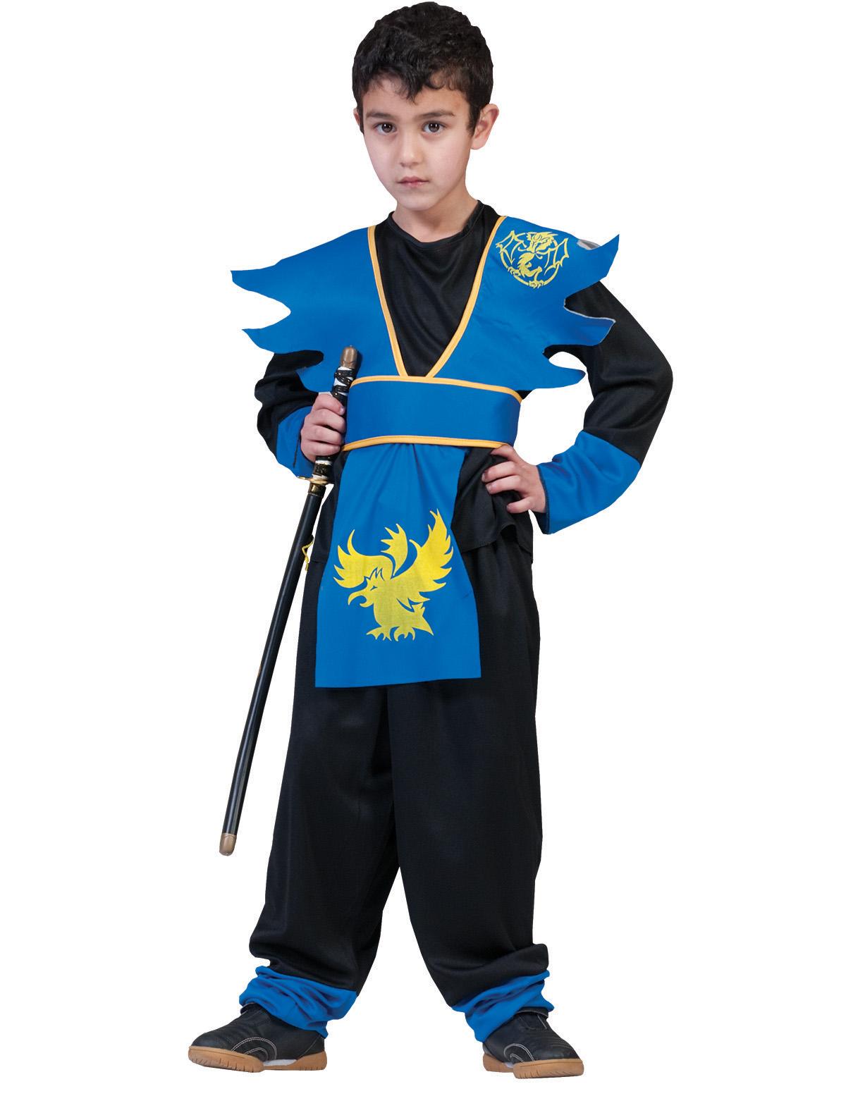 Ninja Jataro Kind