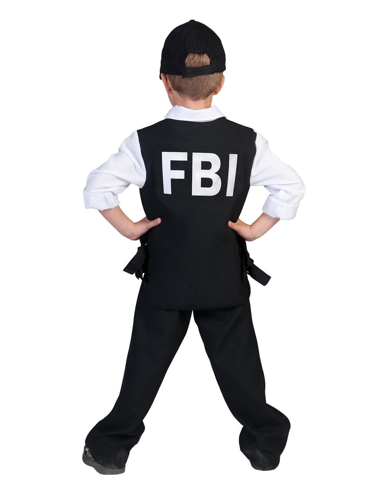 FBI Agent Collin Kind