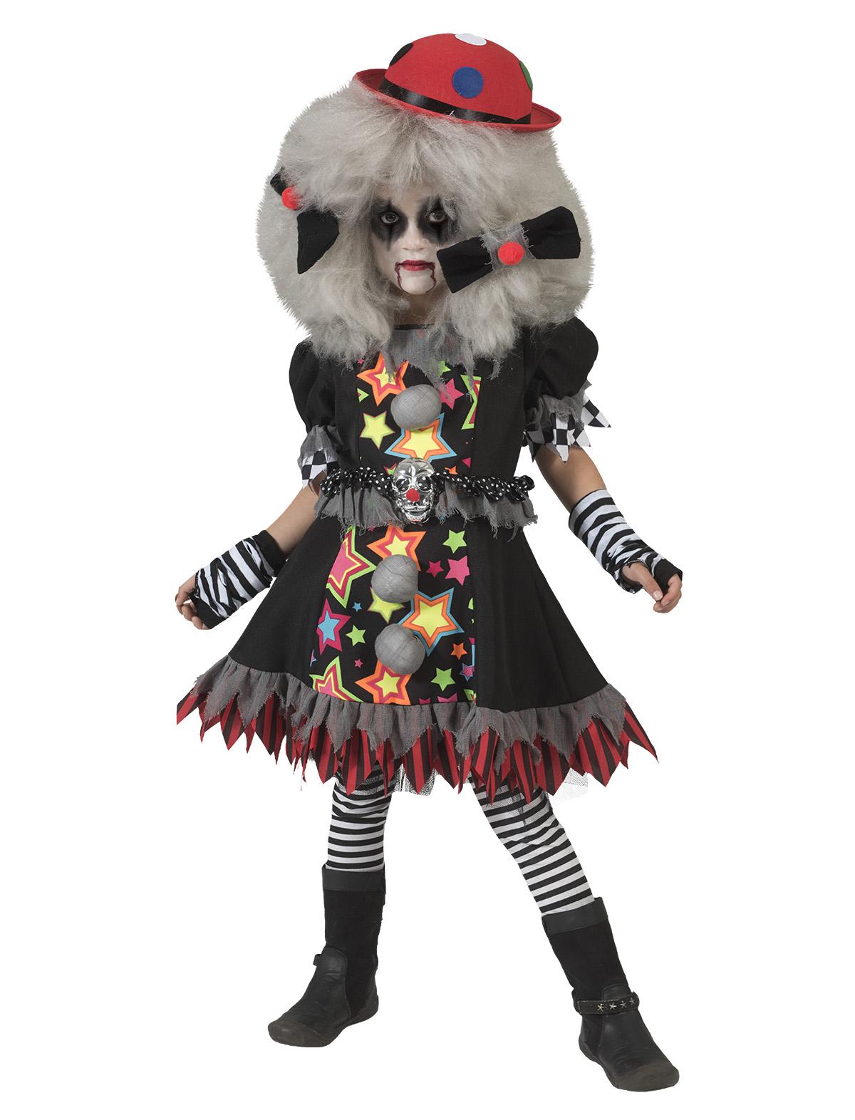 Carnevil Clown Girl