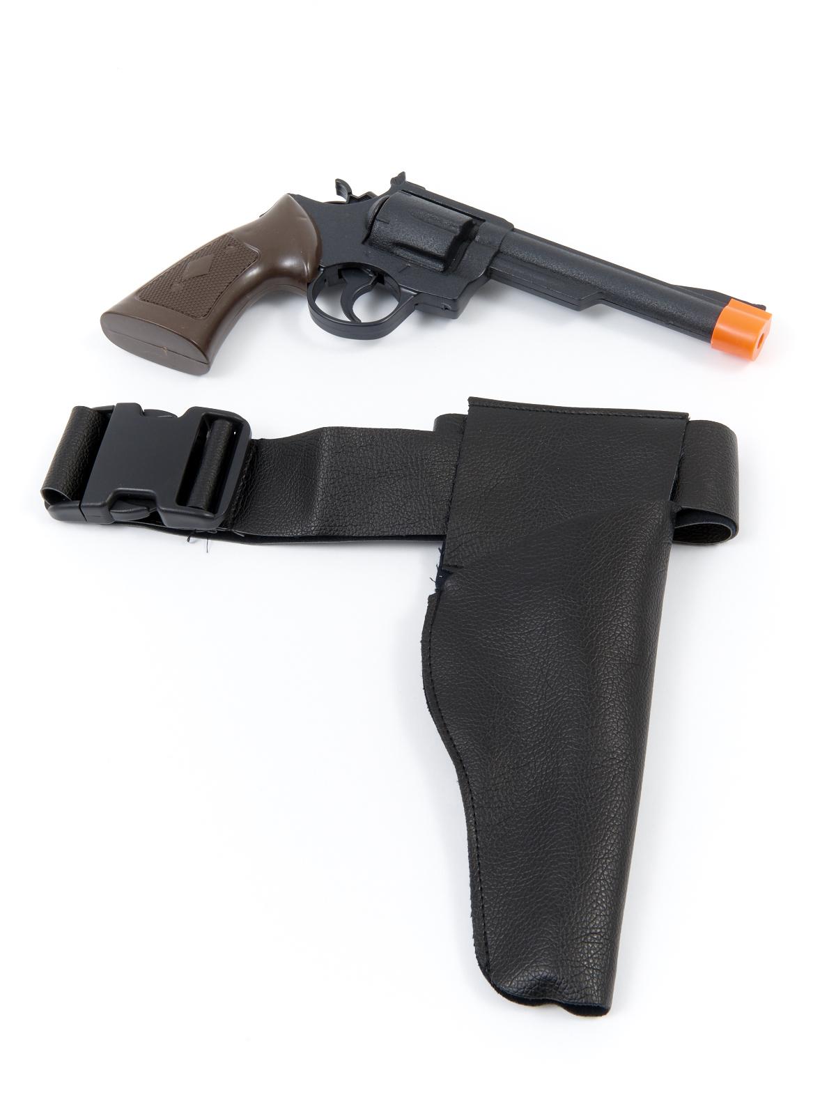 Cowboygürtel mit Pistole