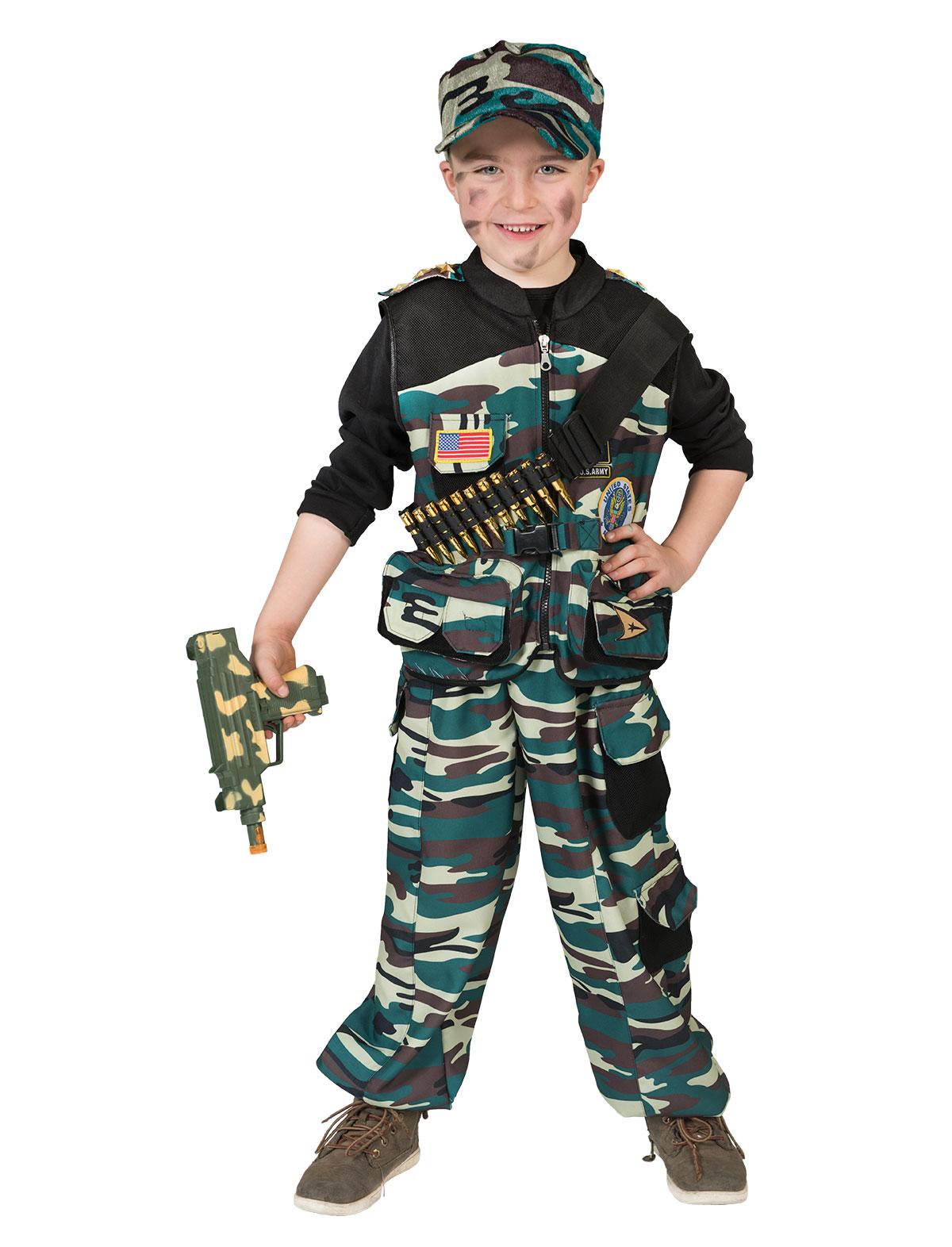 Soldat Levi Kind
