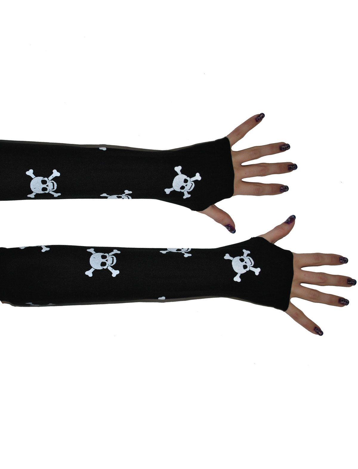 Handschuhe Bones