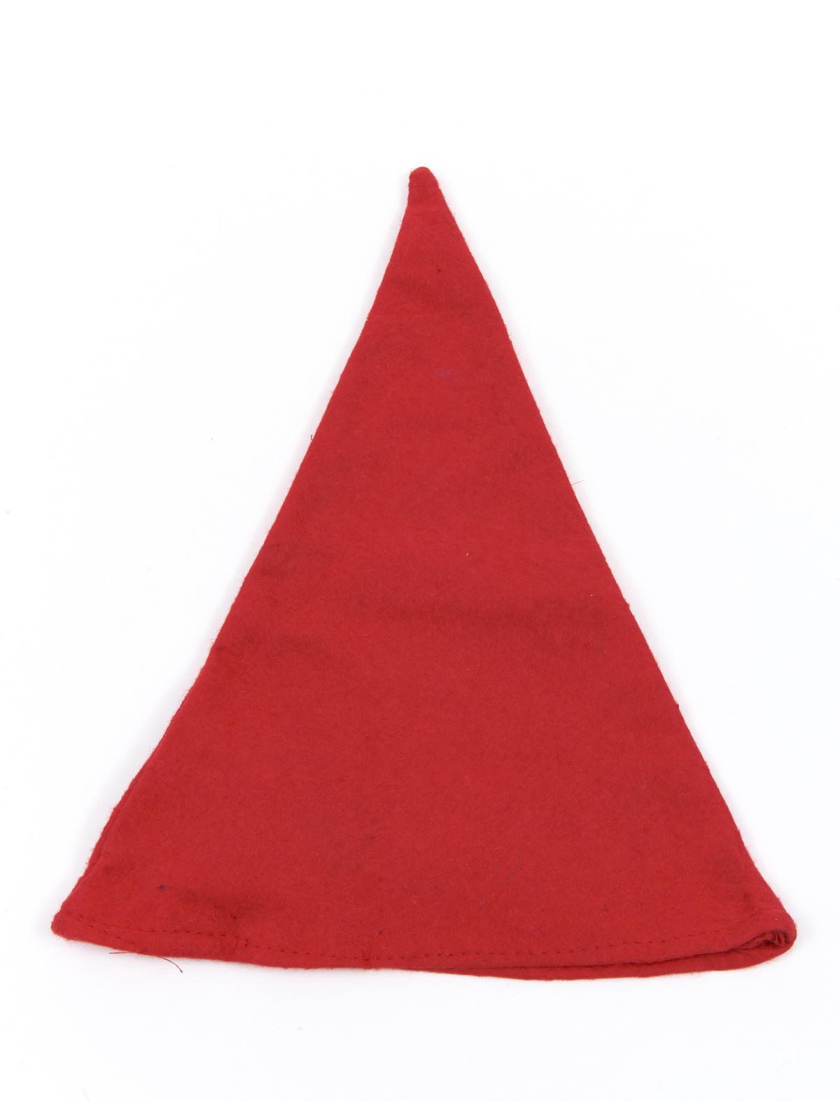 Zipfelmütze exclusiv rot