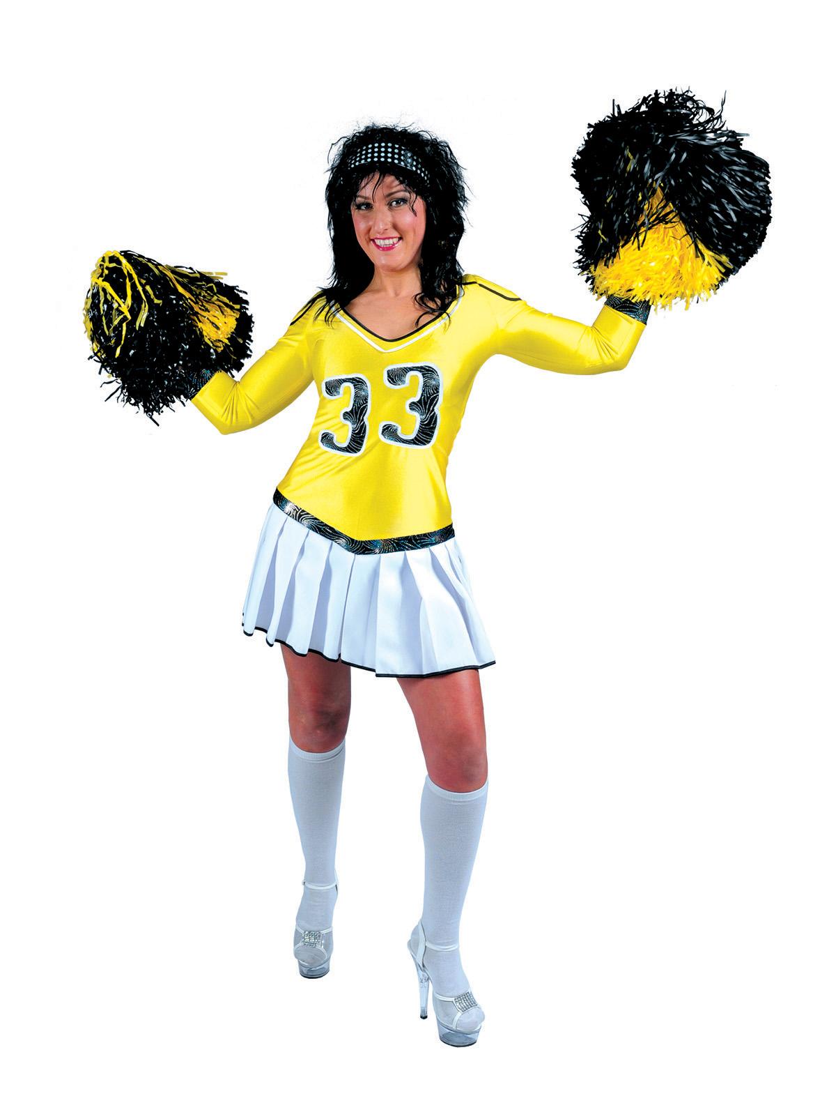 Cheerleader Jill