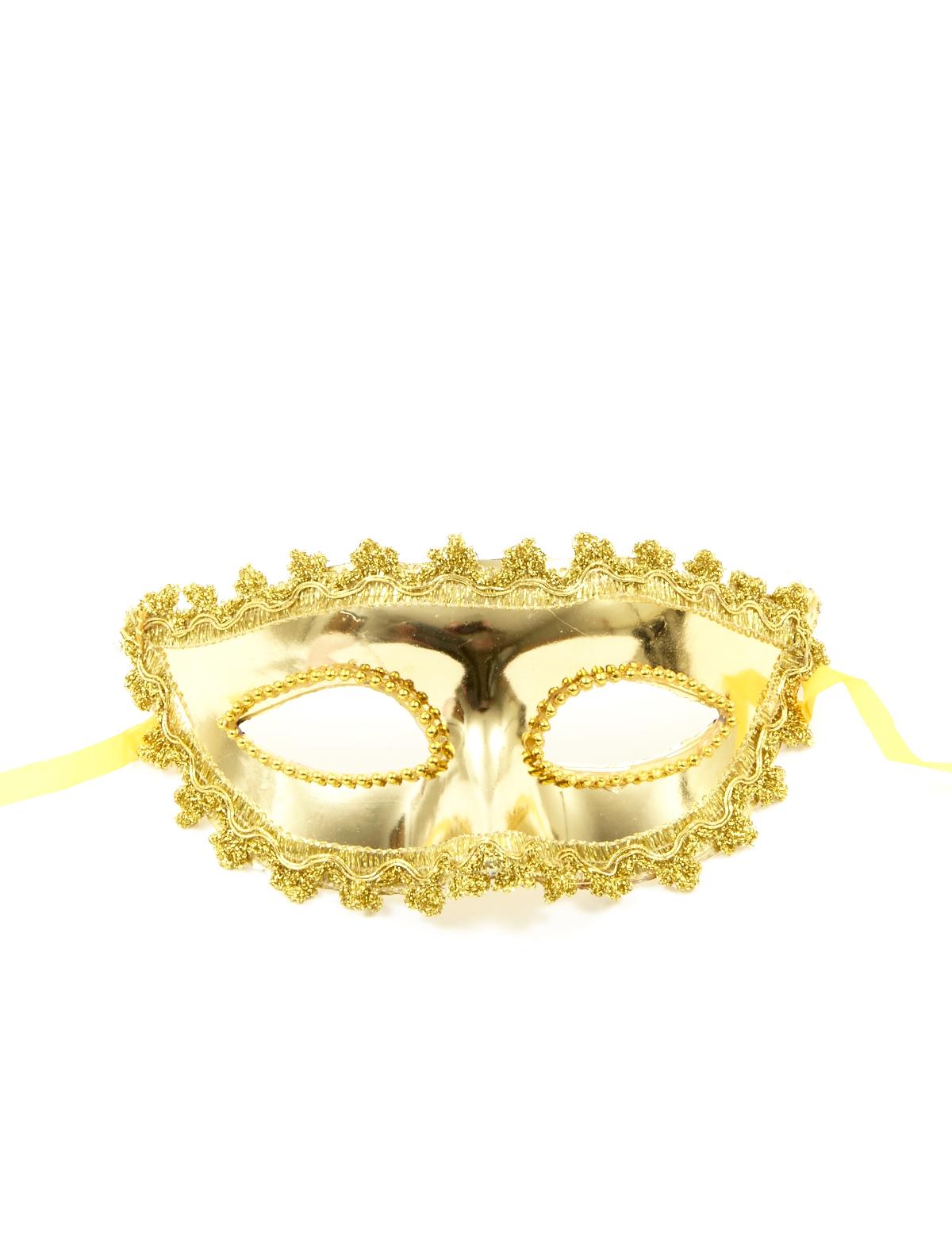 Maske Amadea gold