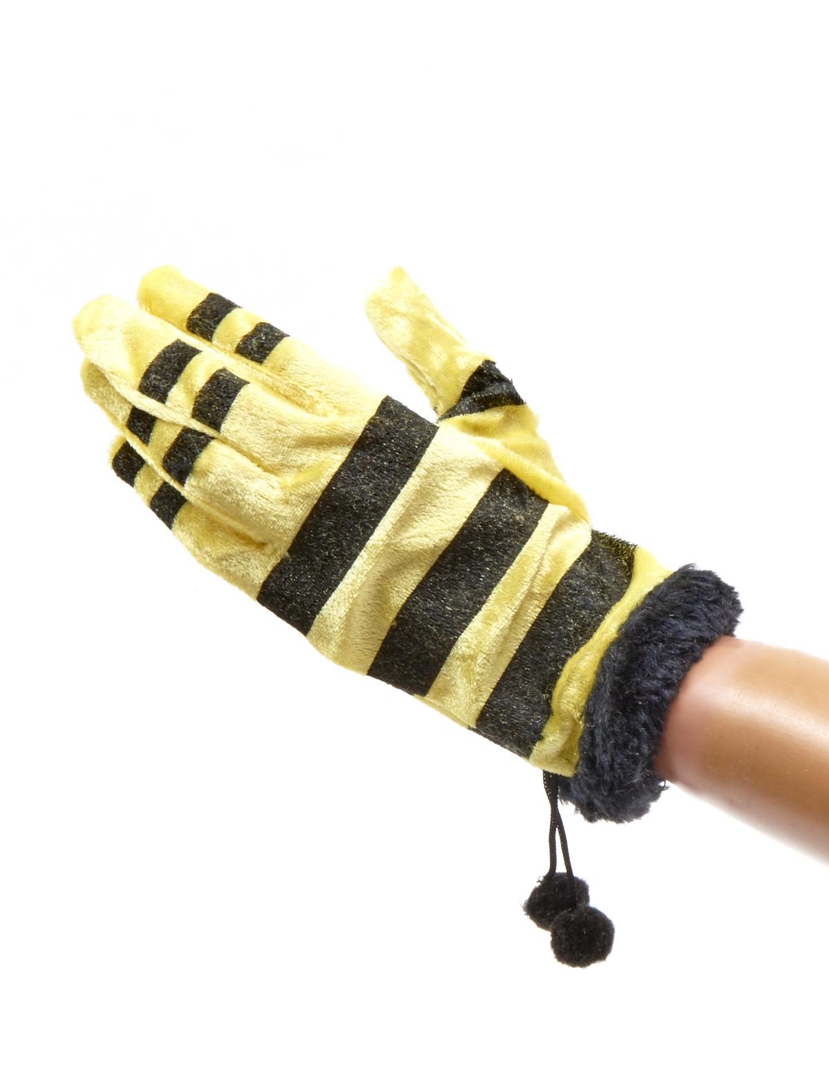 Handschuhe Biene kurz