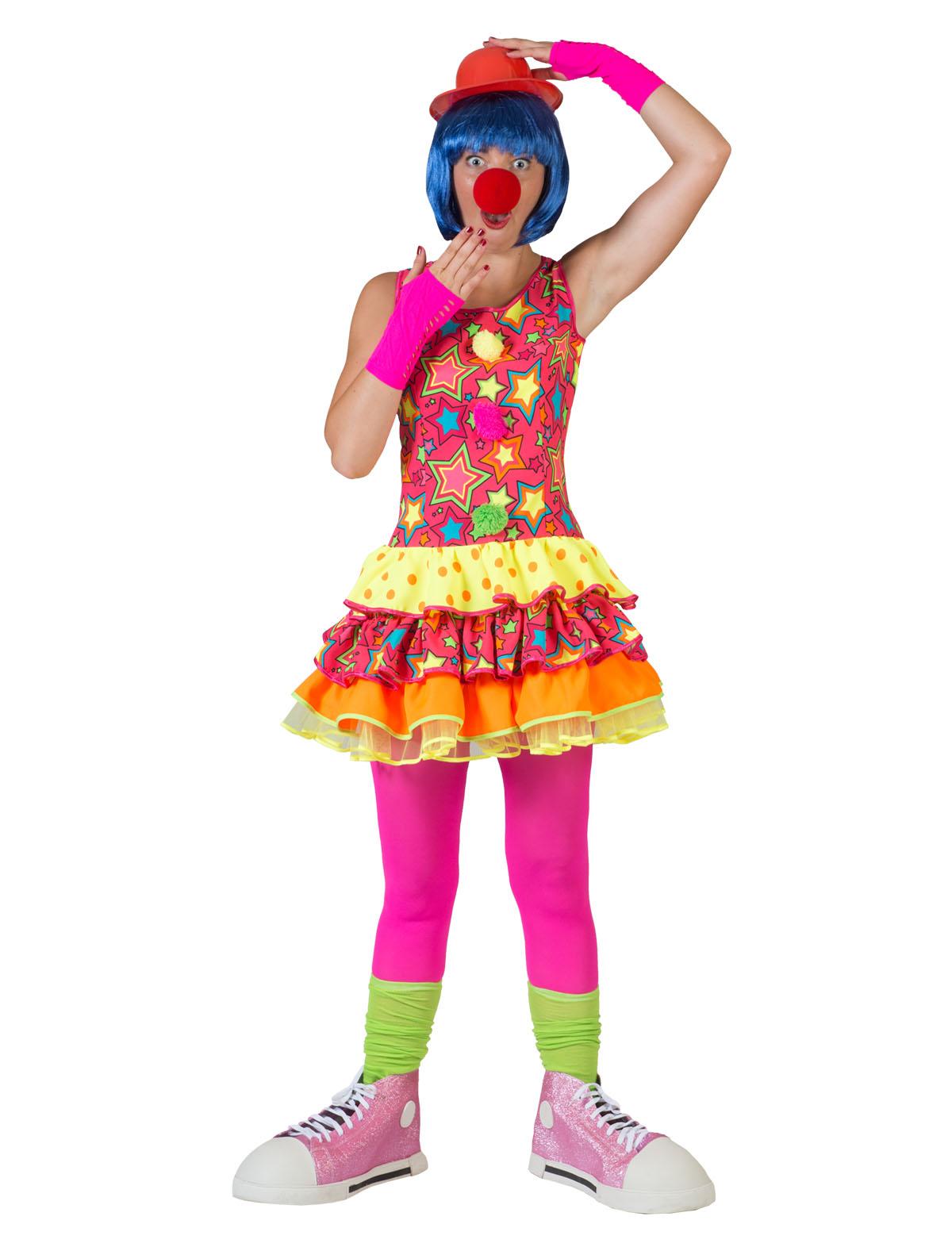 Clown Augustina