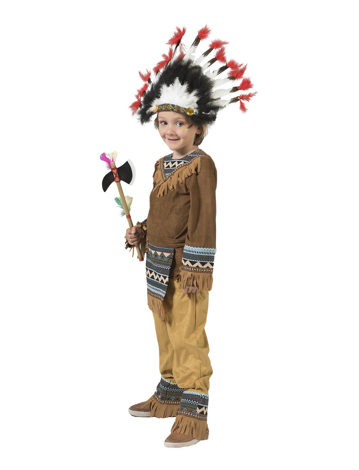 Indianer Cherokee Kind