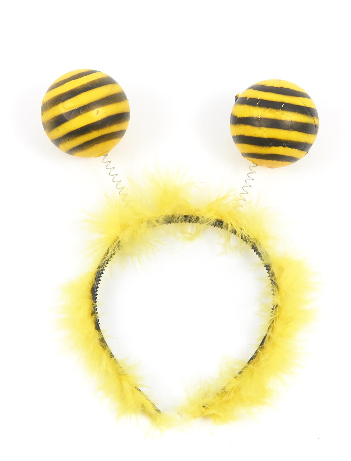 Haarreif Biene Silvetta