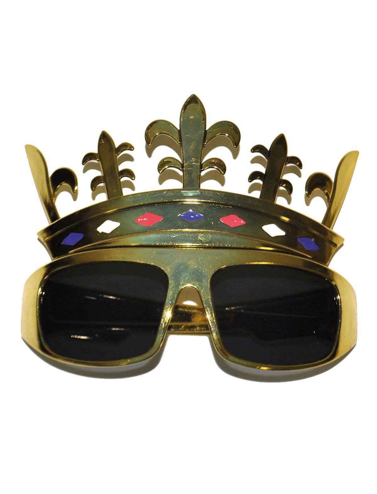 Brille Krone