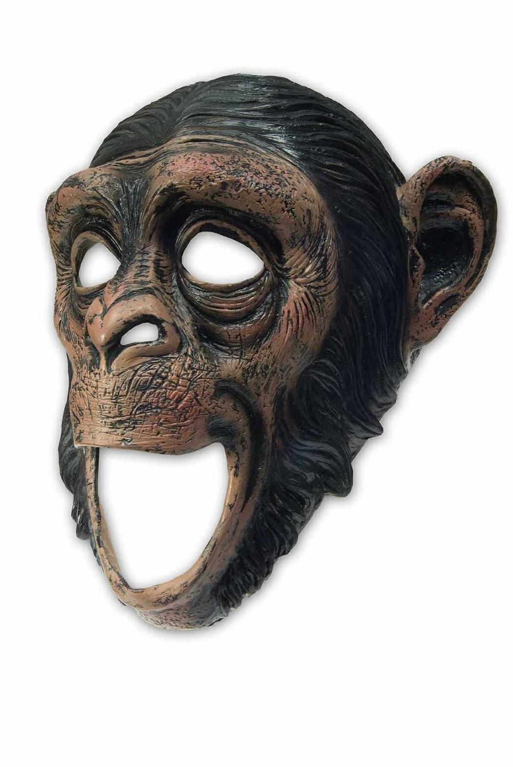 Maske Affe