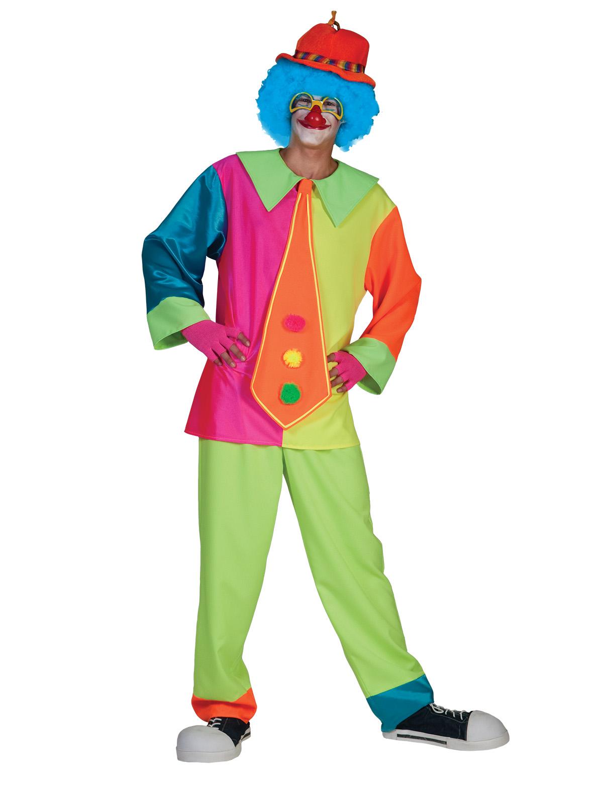 Clown Herr Happy