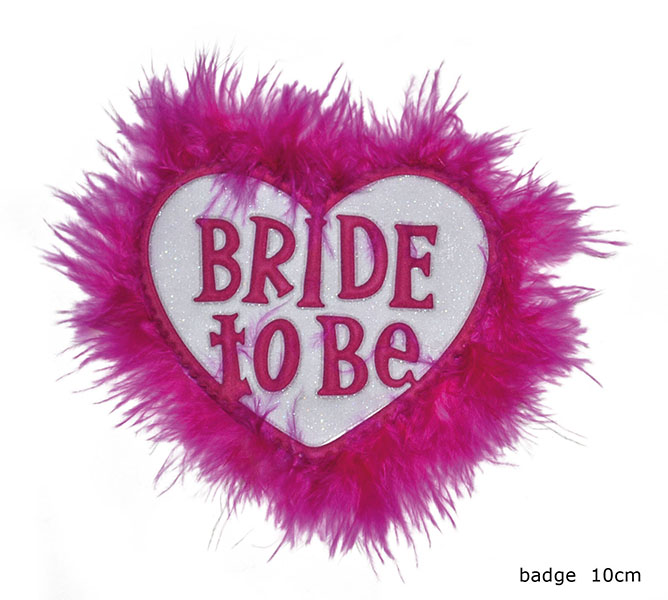 Anstecker Bride to be
