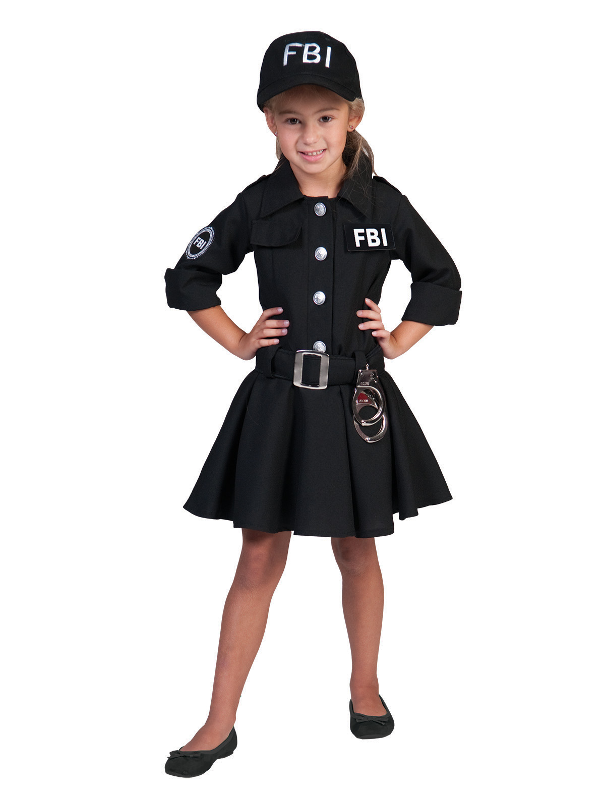 FBI Agentin Caroline Kind