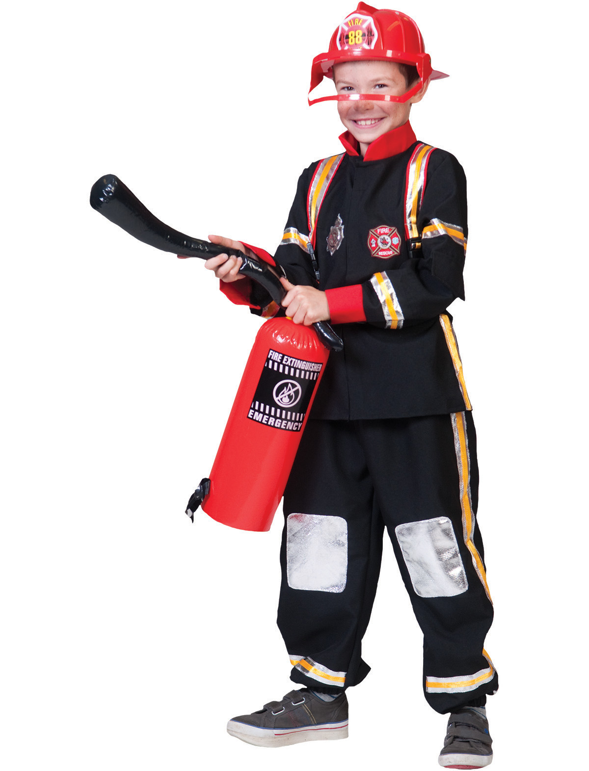 Feuerwehrmann Max Kind