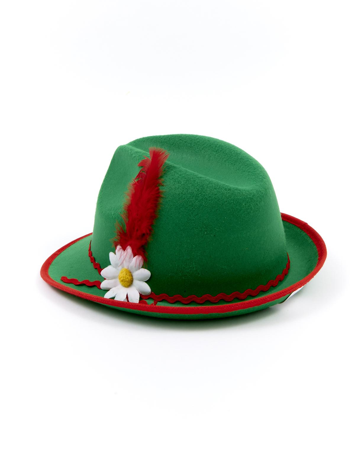 Tirolerhut grün