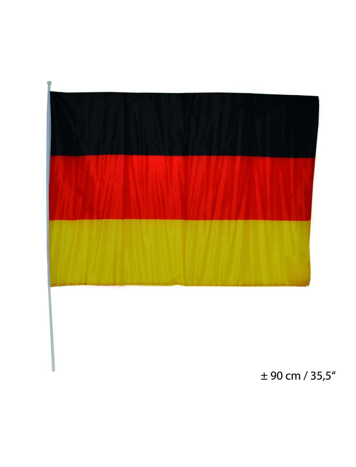 Deutschlandfahne 60 x 90 cm