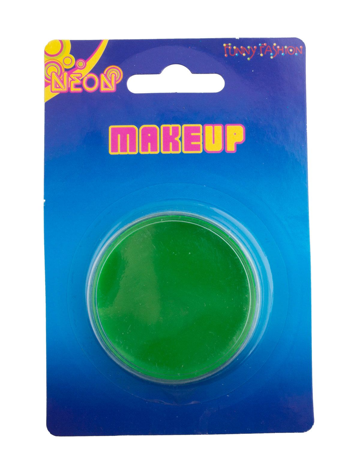 Make Up neon grün