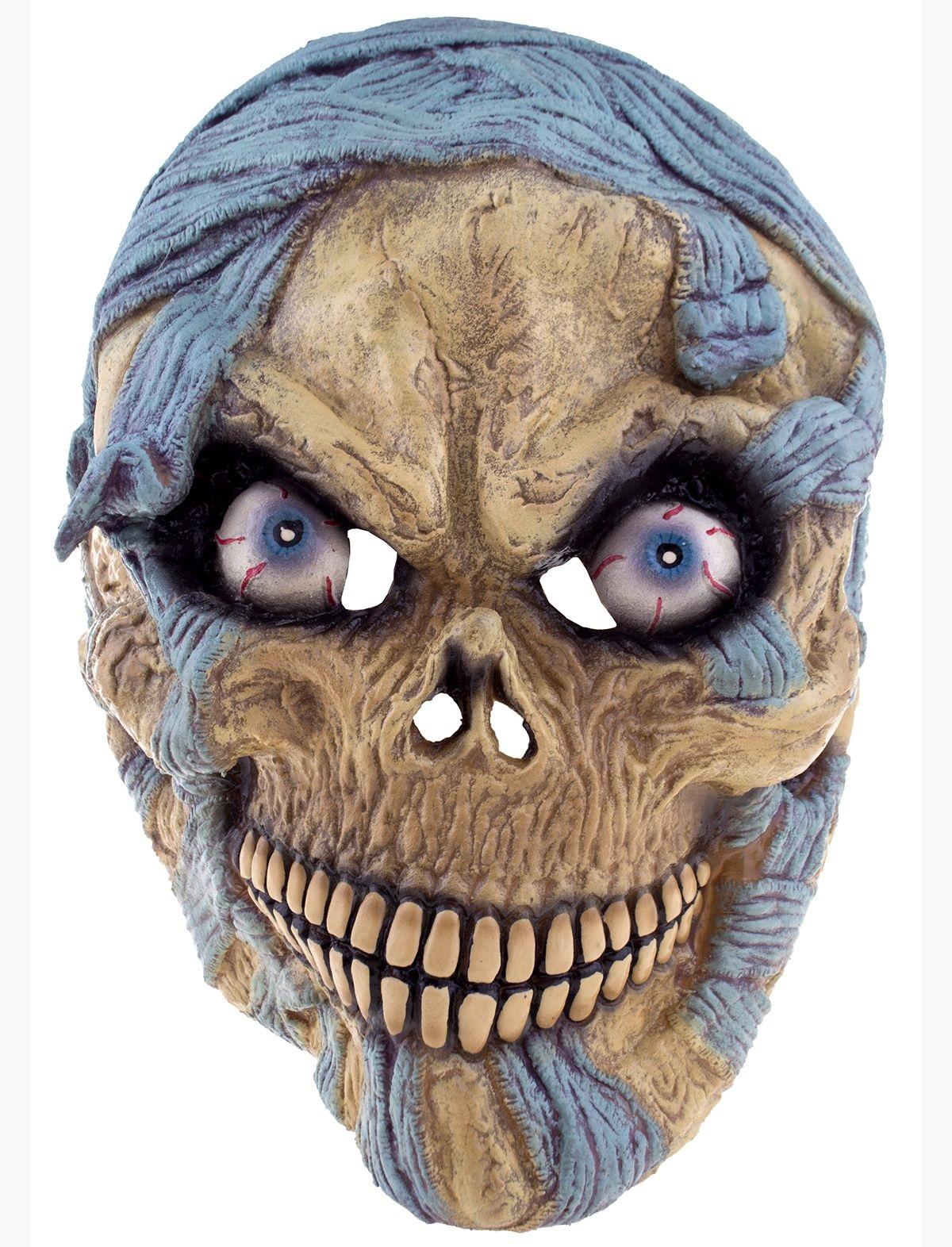 Maske Mumie