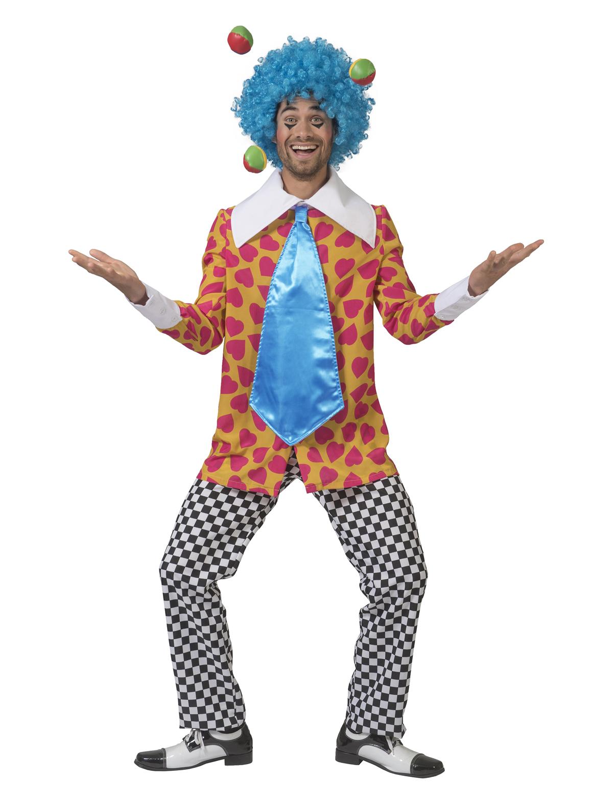 Hemd Clown Cornflake