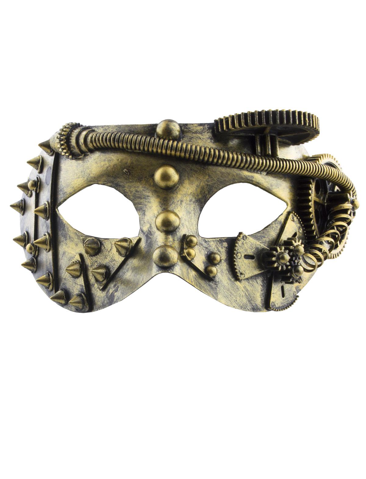 Maske Steampunk