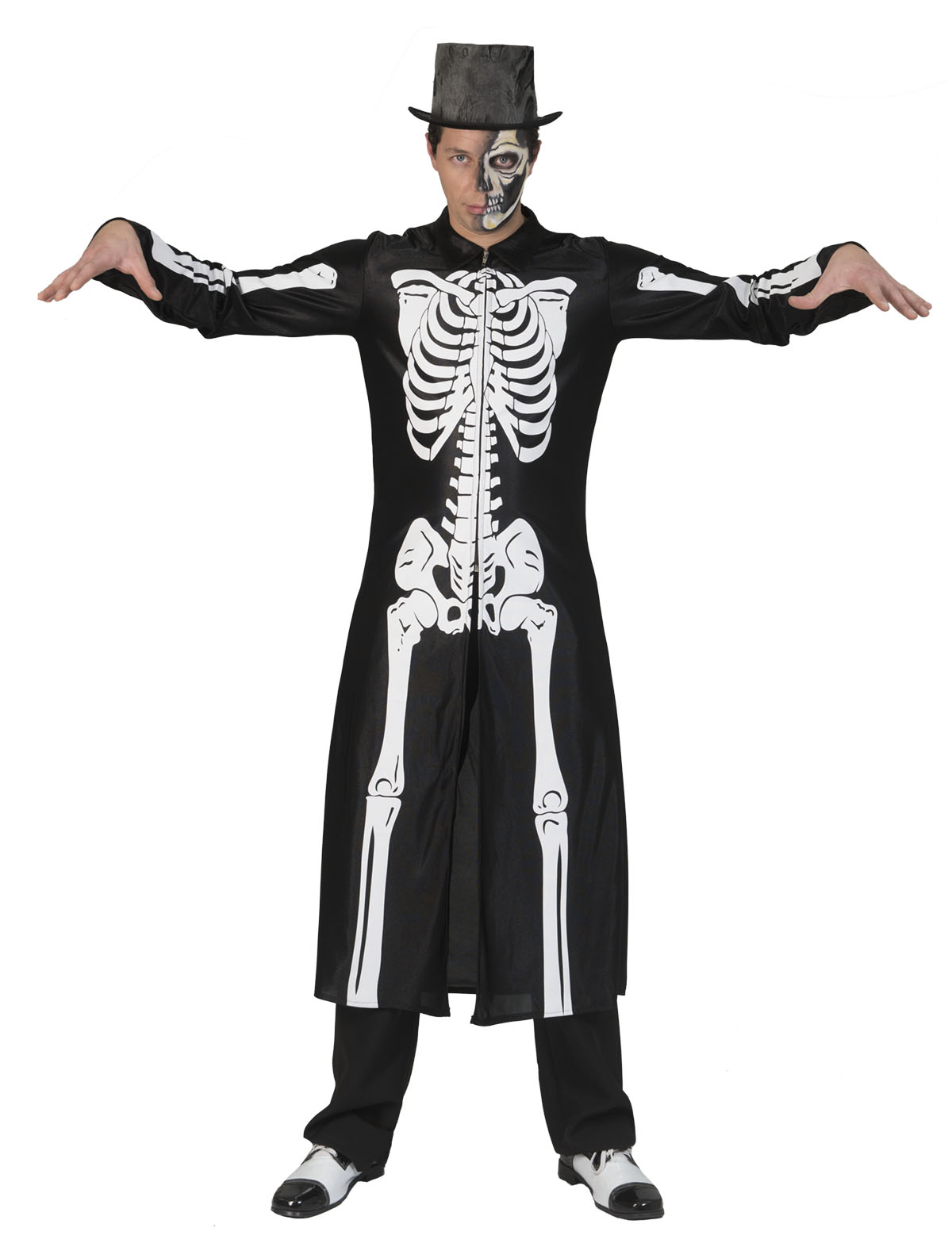 Mantel Skelett